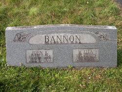 Mary Ella <i>Wolfe</i> Bannon