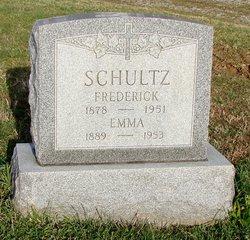 Frederick S Schultz
