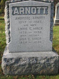 Ambrose Arnott