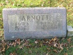 Dorothy F <i>Olsen</i> Arnott