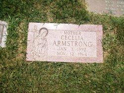 Cecelia <i>Humphrey</i> Armstrong