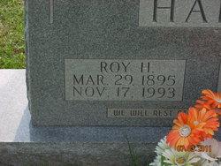 Roy H Harp