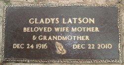 Nellie Gladys <i>Polvadore</i> Latson
