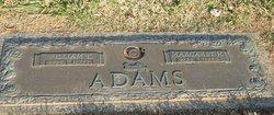 Margaret <i>Huffman</i> Adams