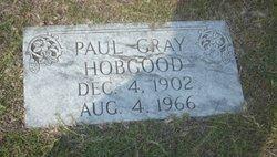 Paul Gray Hobgood