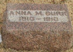 Anna M Burr