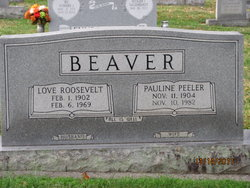 Love Roosevelt Beaver