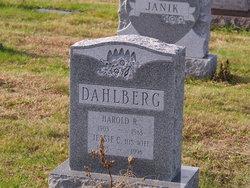 Harold R. Dahlberg