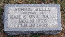 Bonnie Belle Ball