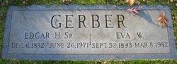 Edgar H. Gerber, Sr