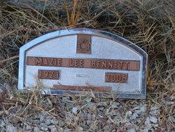 Mazie Lee <i>Hendrix</i> Bennett