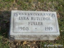 Lyra <i>Rutledge</i> Fuller