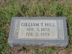 Gilliam T Hill