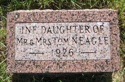 Infant Daughter Neagle