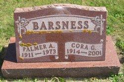 Cora Gertrude <i>Pederson</i> Barsness