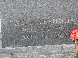 John Leahmon Akins