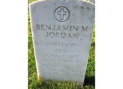 Benjamin McGown Jordan
