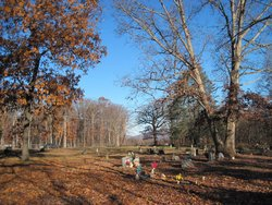 Forest Level Baptist Church Cemetery