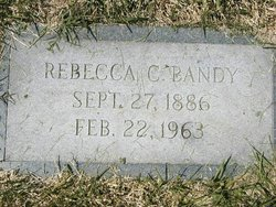 Rebecca Novella <i>Caldwell</i> Bandy