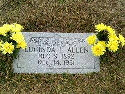 Lucinda <i>Linney</i> Allen