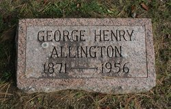 George Henry Allington
