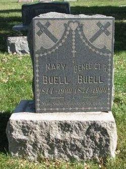 Benedict Buell