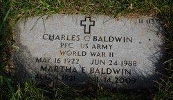 Charles C Baldwin