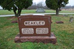 Annie Eliza Weakley