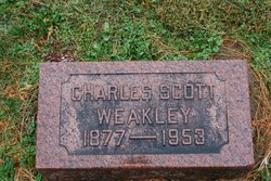 Charles Scott Weakley
