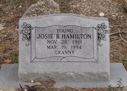Josie <i>Young</i> Hamilton