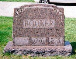 Elbert E. Pappy Booker