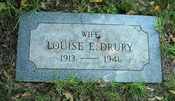 Louise Elnore <i>Beck</i> Drury