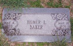 Homer Lee Baker