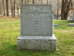 Betsey Ann <i>Bostwick</i> Baldwin