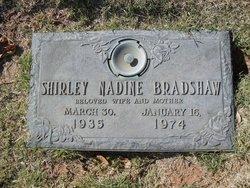 Shirley Nadine <i>Mullins</i> Bradshaw