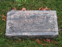 Clarice Maxine Warren