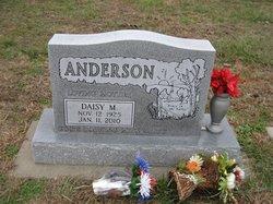 Daisy M. <i>Myers</i> Anderson