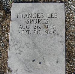 Frances Lee Sports