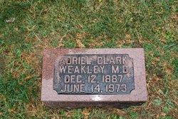 Dr Adriel Clark Weakley