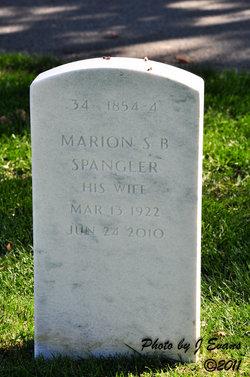 Marion <i>Smith</i> Spangler