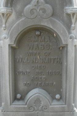 Emma H Amy <i>Wass</i> Smith