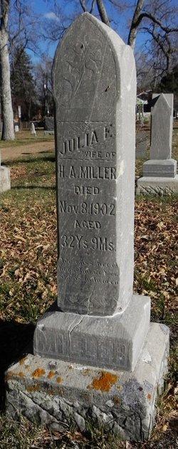 Julia Ermina <i>Wade</i> Miller
