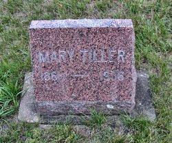 Mary Melrose Mollie <i>Hanna</i> Tiller