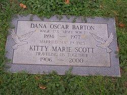Kitty Marie <i>Scott</i> Barton