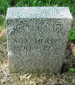 Ada May Moore