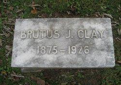 Brutus Junius Clay