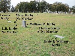 Mary <i>Bristow</i> Kirby