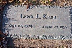 Lena Lila <i>Howell</i> Kiser
