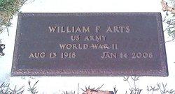 William Francis Arts