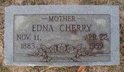 Edna/Ella Mae <i>Kyle</i> Cherry